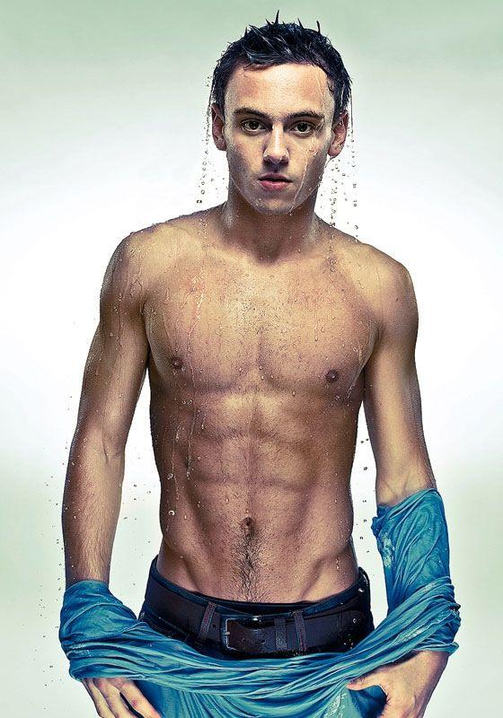 tom dailey. o how i love the olympics