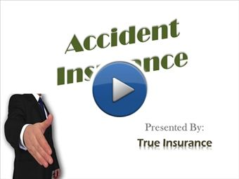 If you are planning for an accident cover policy, then watch out this presentation, this will help you to choose a great assurance policy. Accidental cover plan provides financial protection in the unexpected situation. To know more, check out http://www.trueinsurance.com.au/accident-insurance/