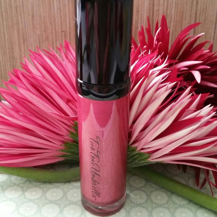 Luxury Lip Gloss TwoToneUmbrella #makeup