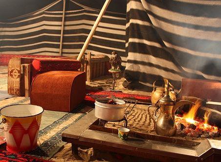 Arabian tent - inside   ⋘ ARABIAN STYLE ⋙   Arabian tent ...