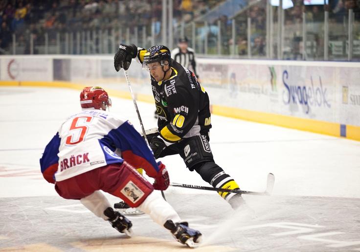 NM finale i ishockey. Oilers knuser Vif.