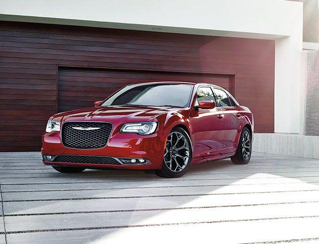 2016 Chrysler 300 | Chrysler Mobile