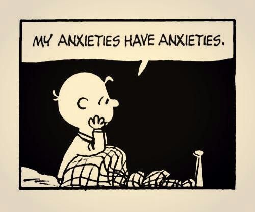 Anxiety sucks | rePinned by CamerinRoss.com