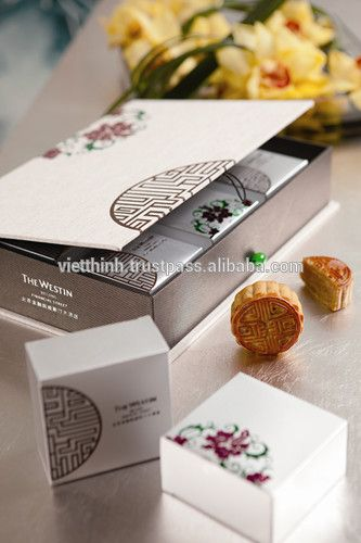 Moon cake box printing / Promotional paper moon cake box,custom cake boxes,mooncake box