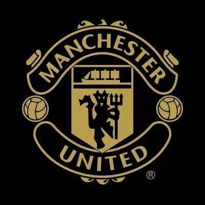Manchester United, (Club Badge)