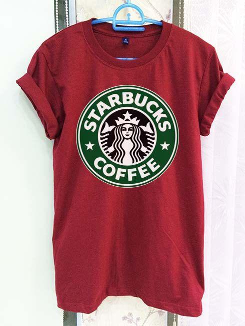 Hey, diesen tollen Etsy-Artikel fand ich bei https://www.etsy.com/de/listing/259014613/starbucks-shirt-kleidung-logo-crimson