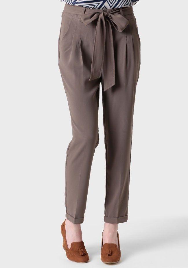 Lower Manhattan Trousers | Modern Vintage Flea Market Outfit