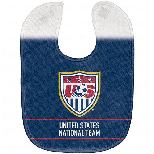 Wincraft US Soccer National Mesh Baby Bib #US #Soccer #National #Babies #SoccerMoms #SoccerSavings.com