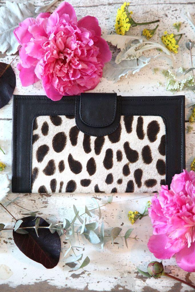 Animal Print Wallet – Renee Loves Frances
