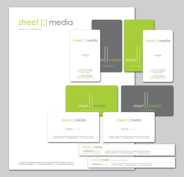 31 best Company Stationery images on Pinterest | Stationery design ...