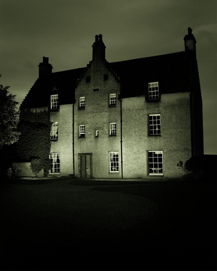 Easter Elchies House, The Macallan Estate (Albert Watson)