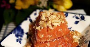 En kolay, en lezzetli tatlılardan biridir Kabak Tatlısı. Ama güzel olması için aldığınız kabağa dikkat etmeniz gerekiyor.Bunun için kaba...