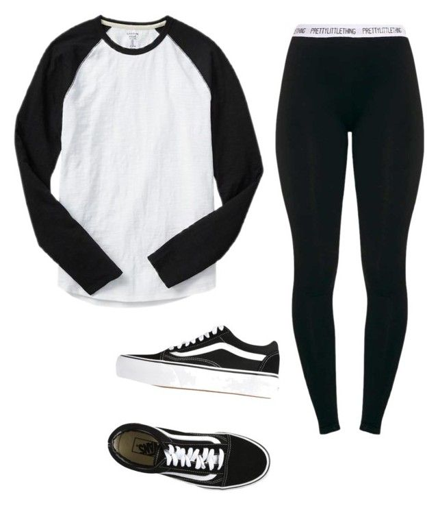 """Untitled #178"" by alessiacaravetta on Polyvore featuring Gap and Vans"