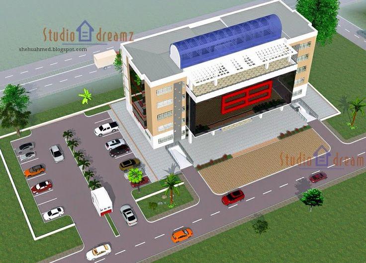 studiodreamz: Mall at KADO