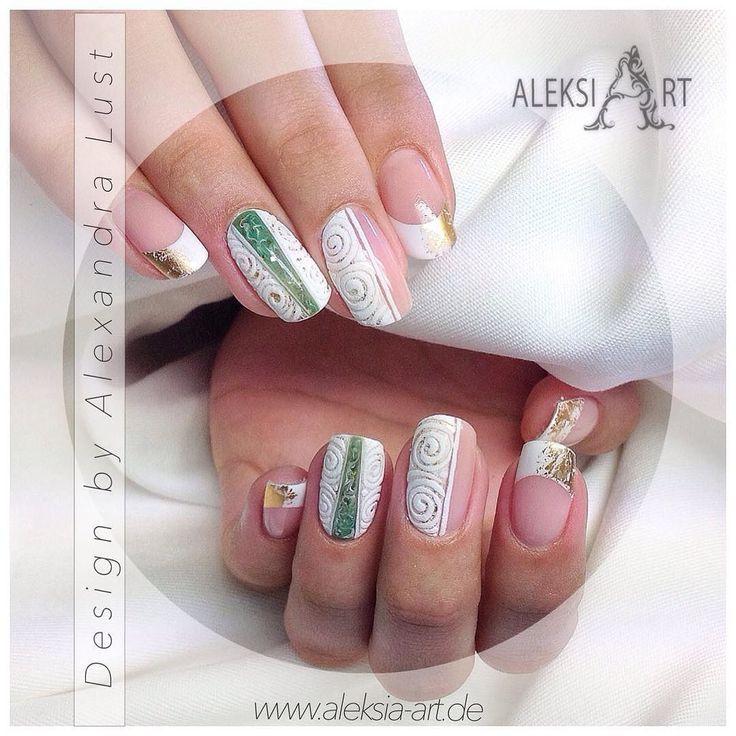 #nails #glamour #nailart #nailclub #nailsart #naildesign #nagellack #nageldesign #nageldesigns #nailschool #nailartschulung #nailartstory #nailartaddict #nailartblogger #gellack #gelnägel #nailpolish #beauty #beautyful #beautyfulnails #acrylnails #acrylnägel #manikur #manikür #manicure #studioart #nagelstudio #gelish #nagelverlängerung #training by aleksiaart
