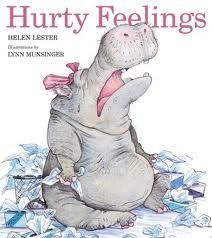 I love using this book for back to school!  Teaching about feelings is so important and the hurty box is perfect!  Click to check it out!