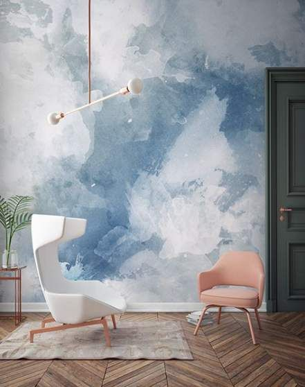 45 Ideas Modern Art Diy Shades Diy Art Watercolor Wallpaper