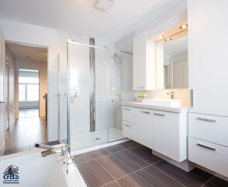 9 best Salles de bain images on Pinterest Building, Construction