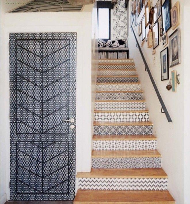 17 mejores ideas sobre Escaleras De Baldosas en Pinterest ...