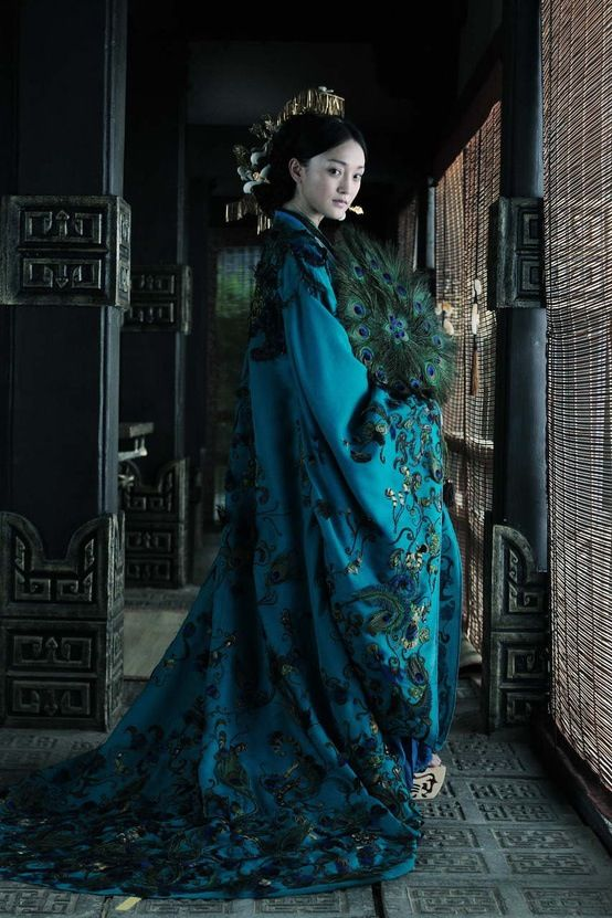 Chinese-style ancient clothes