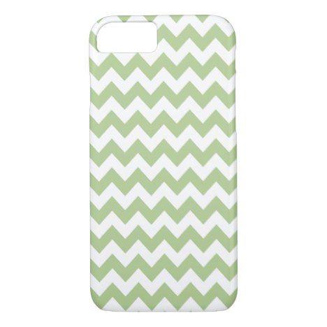 Margarita Green Chevron iPhone 7 case #chevron #iphone #cases #protectiion
