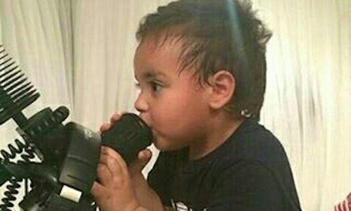 Silvestre Dangond lanza a su hijo menor como cantante