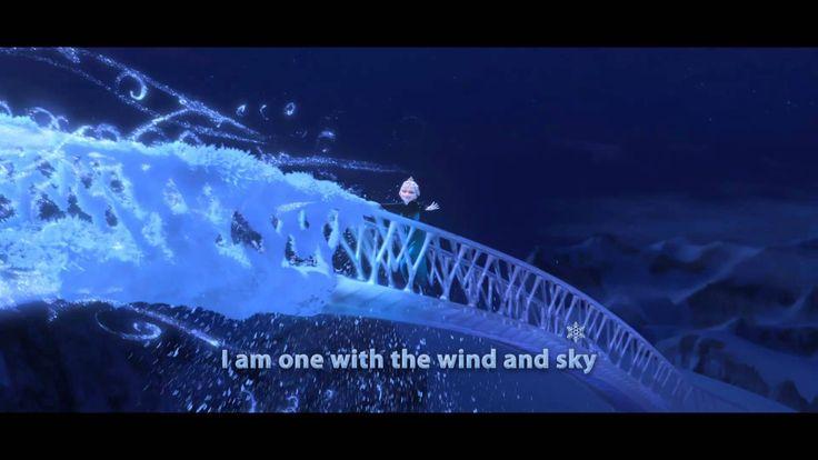 一緒に歌おう♪「アナと雪の女王」 Let It Go<歌詞付Ver.>イディナ・メンゼル