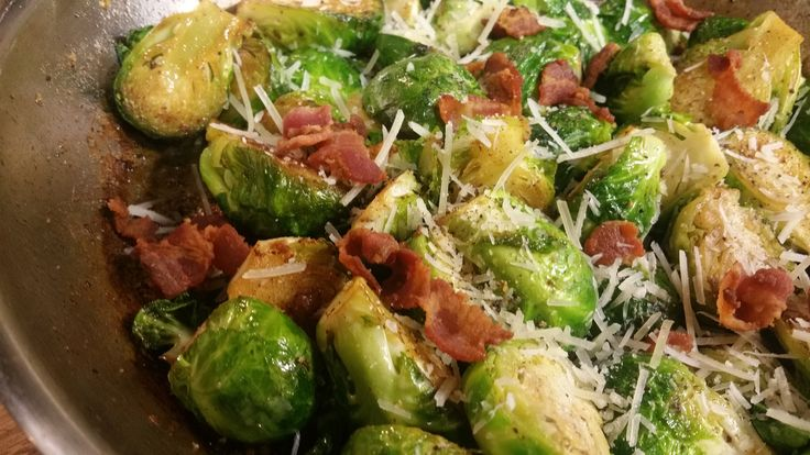 If you pick up a foodie magazine you might notice that brussel sprouts are shedding their once untouchable image.  </br></br> Becky Low brought this food trend forward, as she is jumping on board with Brussel Sprouts.