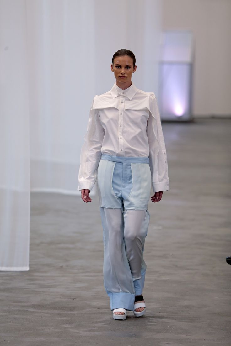 iNDiViDUALS S/S 15 collection show Photo's by Peter Stigter