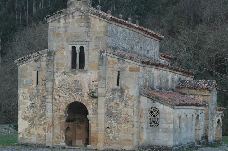 Conventin de Valdedios S.IX  Asturias  Villaviciosa  Comarca de la sidra