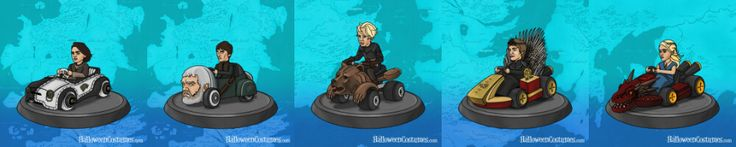 All players must race! Visit our blog to download your favorite Game of Karts avatar.