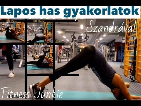 Fitness Junkie|Lapos has edzés