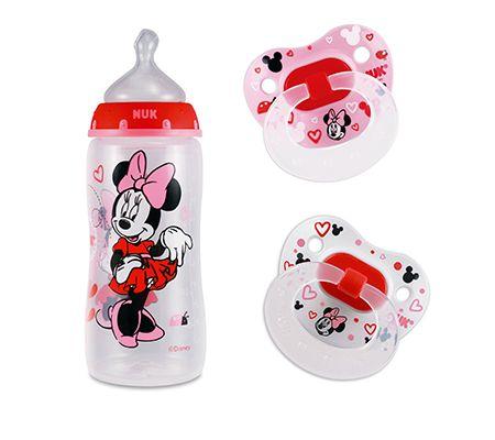 7 Reasons We Love Our New NUK Bottles & Pacifiers! | Disney Baby