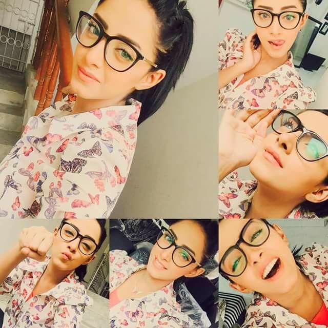 sanam chaudhary :)