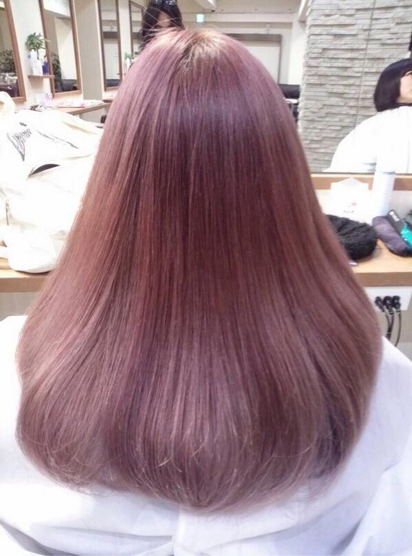 Ash Brown Pink Hair Best 25+ Grey brown ha...