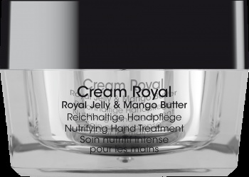Cream Royal Hand Treatment with Royal Jelly & Mango Butter