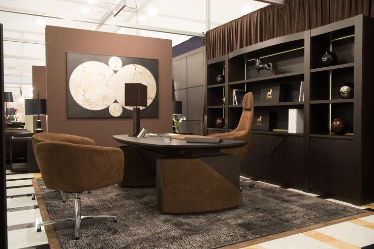 METROPOLITAN desk and bookcase
