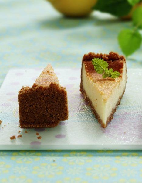 New Yorker cheesecake