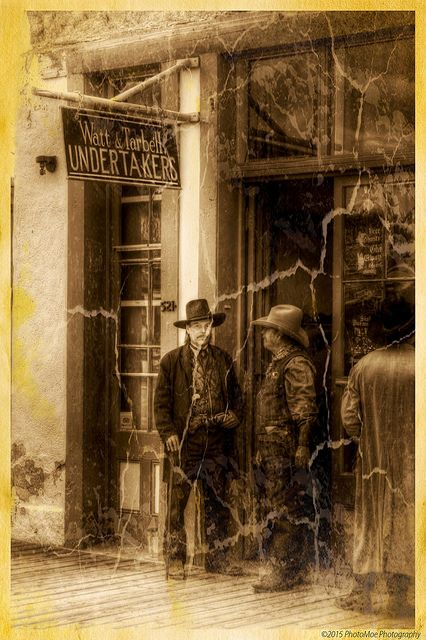 Watt & Tarbell Undertakers - Tombstone, Arizona | by PhotoMoe Photography