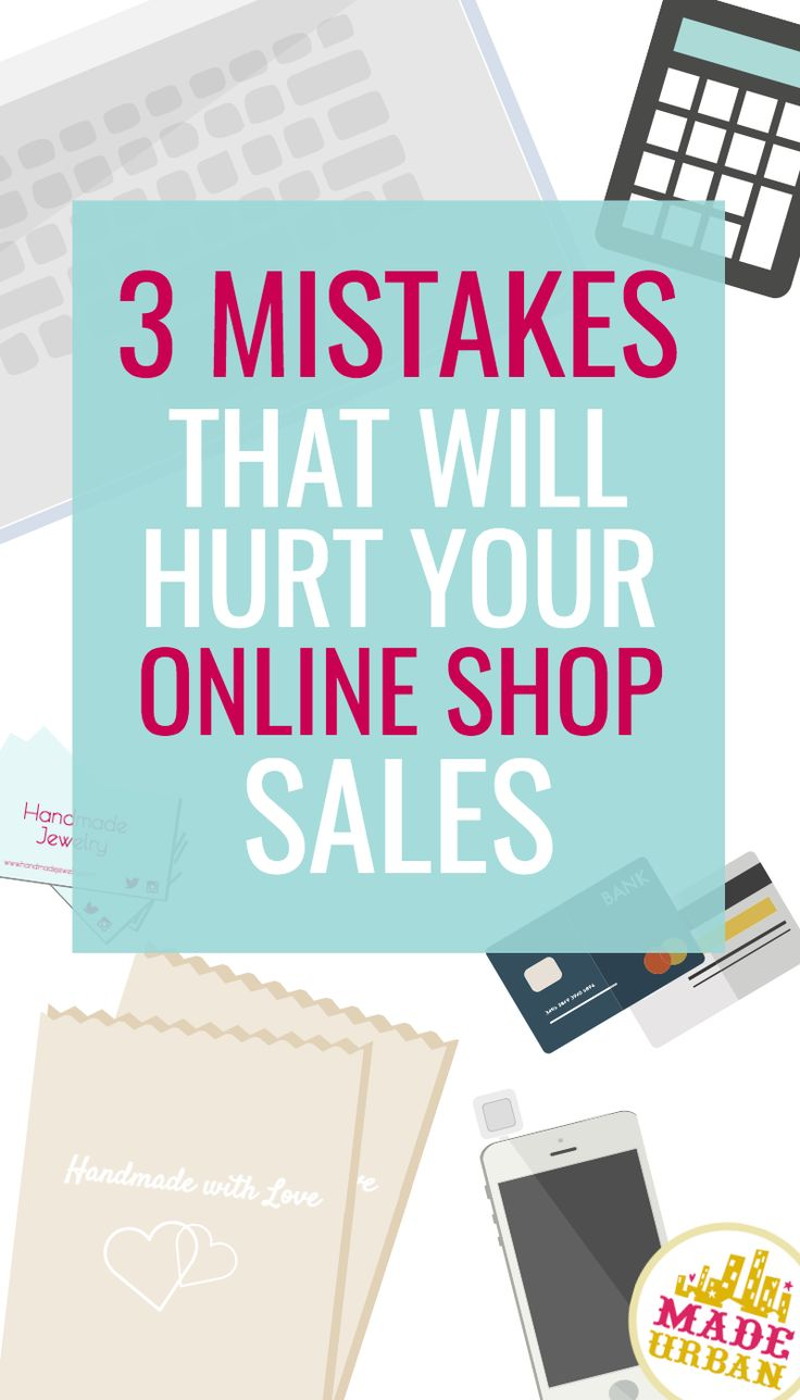 "It doesn't matter which online marketplace you sign up for, which platform you use to build your website or which social media site you sign up for, you cannot rely on traffic just rolling in.   I really do wish it worked that way though, for your sake and mine.   I help run one … Continue reading ""3 MISTAKES THAT WILL HURT YOUR ONLINE SHOP SALES"""