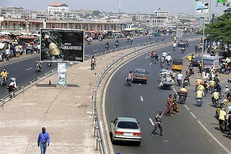 Centre de Cotonou.