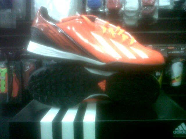 New adidas F10 TF