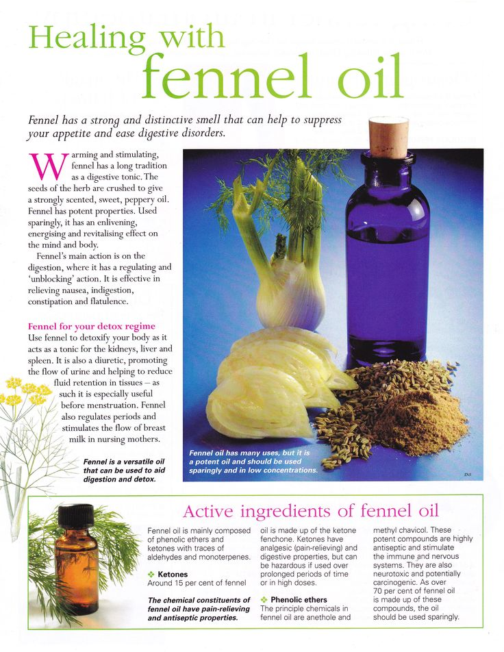 so many great uses for fennel essential oil www.onedoterracommunity.com https://www.facebook.com/#!/OneDoterraCommunity