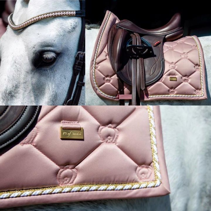 www.horsealot.com, the equestrian social network for riders & horse lovers | Equestrian Fashion : PS of Sweden pad.