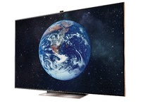 Samsung has unleashed its flagship television, the 75-inch ES9000, which promises great things and will certainly charge handsomely for it. via @CNET http://reviews.cnet.com/flat-panel-tvs/samsung-un75es9000/4505-6482_7-35123264.html