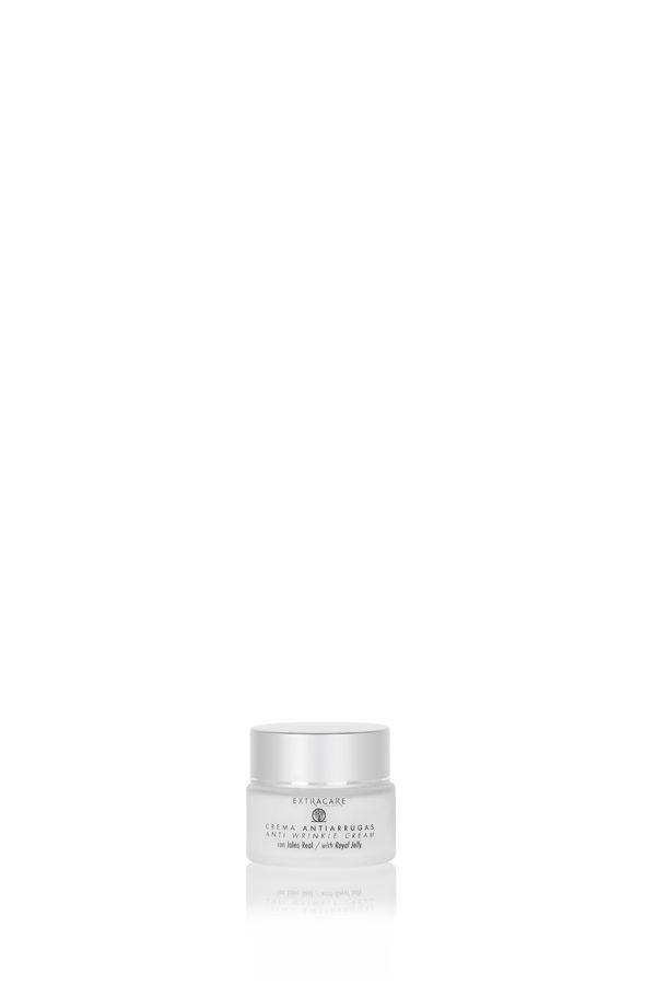 Crema Antiarrugas (Crema antiarrugas con Jalea Real)