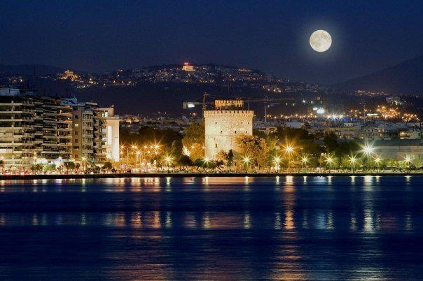 Thessaloniki and Thassos in July ♥