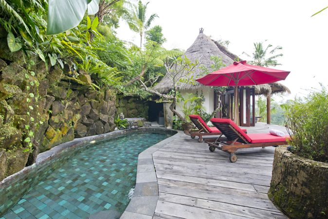 Dewi Laksmi Private Swimming Pool
