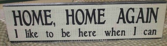I would display this prominently in the entryway, for the sweet sentiment and as a huge Pink Floyd fan :)