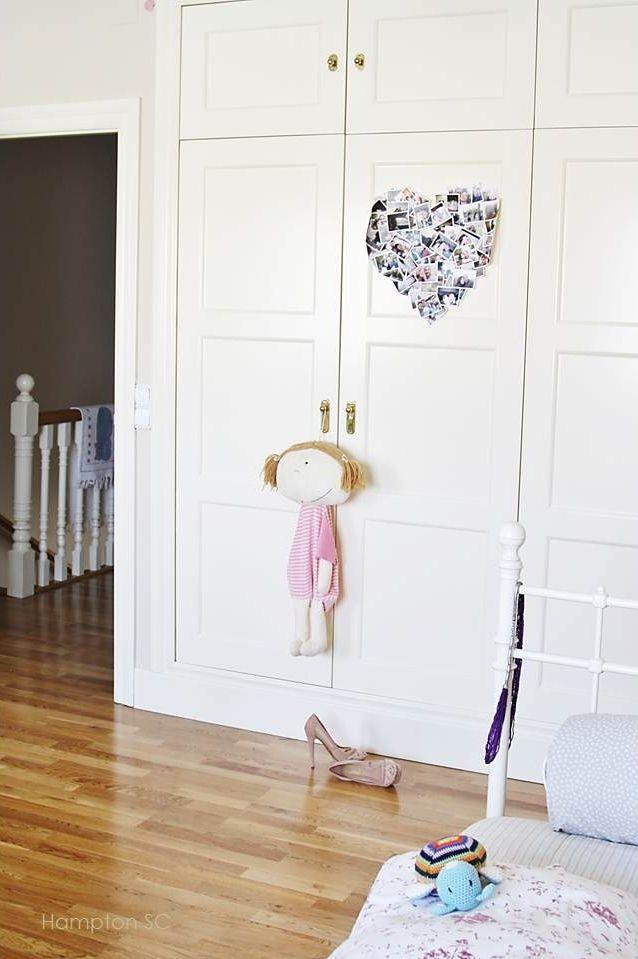Armario dormitorio infantil